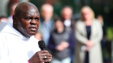 The Archbishop of York has demanded that EU nations offer asylum to refugees in their own countries