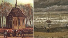 Two 'priceless' Van Gogh paintings stolen in 2002 found in mafia raid