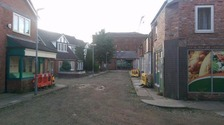 End or road for original Corrie cobbles
