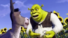 Shrek movie 2001