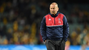 Cipriani misses out as Jones names elite England squad