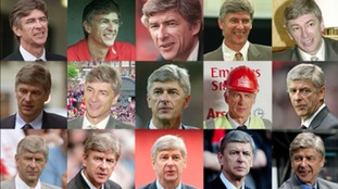 What was happening in the world when Arsene Wenger became Arsenal manager 20 years ago?