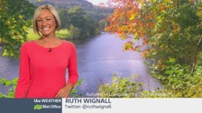 Wales Weather: A warning to start the weekend!