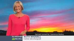 Wales Weather: Showers overnight, rain tomorrow!