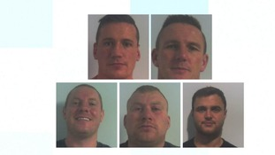£19million cocaine gang sentenced at Swansea Crown Court
