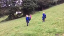 Headteacher shames council over pupils' walk to school