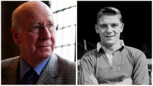 Sir Bobby Charlton will be in Dudley on Saturday to unveil a blue plaque commemorating his best friend Duncan Edwards.