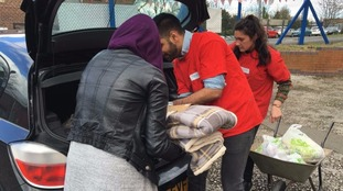 Nottingham volunteer group appeal for donations to help refugees in Calais