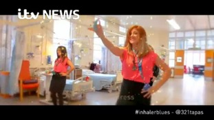 A doctor from Glenfield hospital in Leicester has produced a music video that he hopes will save lives.