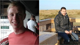 Andrew Thornewell and Timothy Wildbore both died as a result of the collision.
