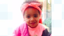 An investigation has been carried out into the death of Sade Sene-Powell but it failed to reveal why the toddler died.