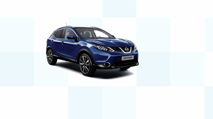 Picture of a Nissan Qashqai