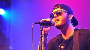 James Arthur scores No. 1 with comeback single