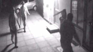 Family attacked by armed robbers in Leeds raid