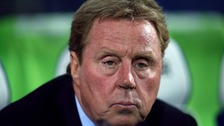 Harry Redknapp reveals 'players placing bets on matches'