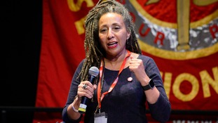 Jackie Walker, vice-chair of Momentum.