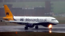 Monarch secures licence within hours of deadline