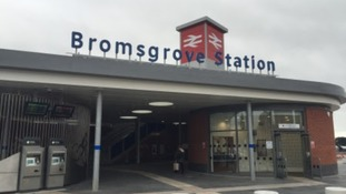 Bromsgrove station closed for twelve days for line upgrade
