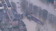 Scale of last winter's floods revealed