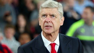 Arsene Wenger: Current Arsenal squad at a turning point