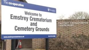 Emstrey Crematorium