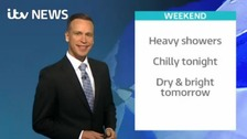 Luke Castiglione has your weekend weather forecast