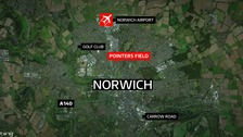 Nine-year-old girl grabbed by man in Norwich park