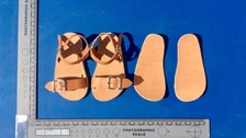 Sandals police have had made which are believed to be similar to Bens