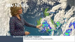 Weather: Weekend update with Emma Jesson