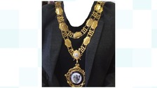 Meltham Town Council Mayoral Chain