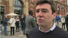 "Burnham: North West ""should have a seat"" at the Brexit negotiating table"