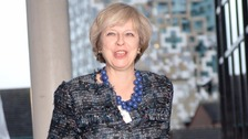 May to announce all EU law kept and gradually repealed
