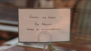 Message from Mayor Ray Mallon