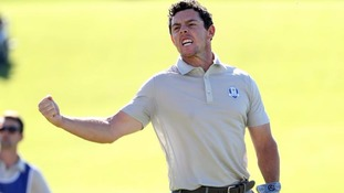USA lead Ryder Cup as Europe heckled by crowd