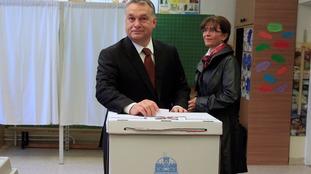 Prime Minister Victor Orban