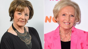 Delia Smith Mary Berry