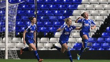 Birmingham City Ladies take on Manchester City Ladies
