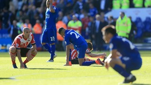 Leicester City 0-0 Southampton: Three things we learned