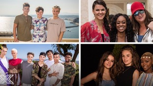 X Factor judges choose 12 acts for live shows