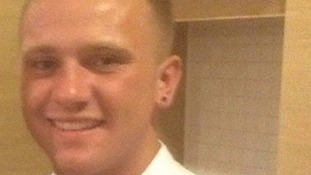 Corrie McKeague was last seen early on September 24.