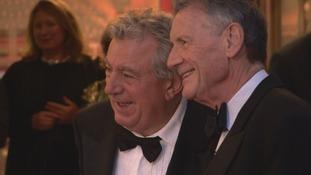 Monty Python star Terry Jones honoured at BAFTA Cymru Awards