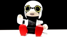 The Kirobo Mini's vulnerability is meant to evoke an 'emotional connection'