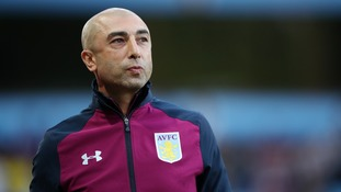 Aston Villa sever ties with manager Di Matteo