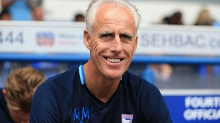 Ipswich manager Mick McCarthy among favourites for Villa job