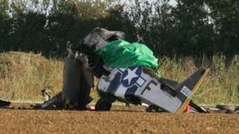 One dead in vintage plane crash