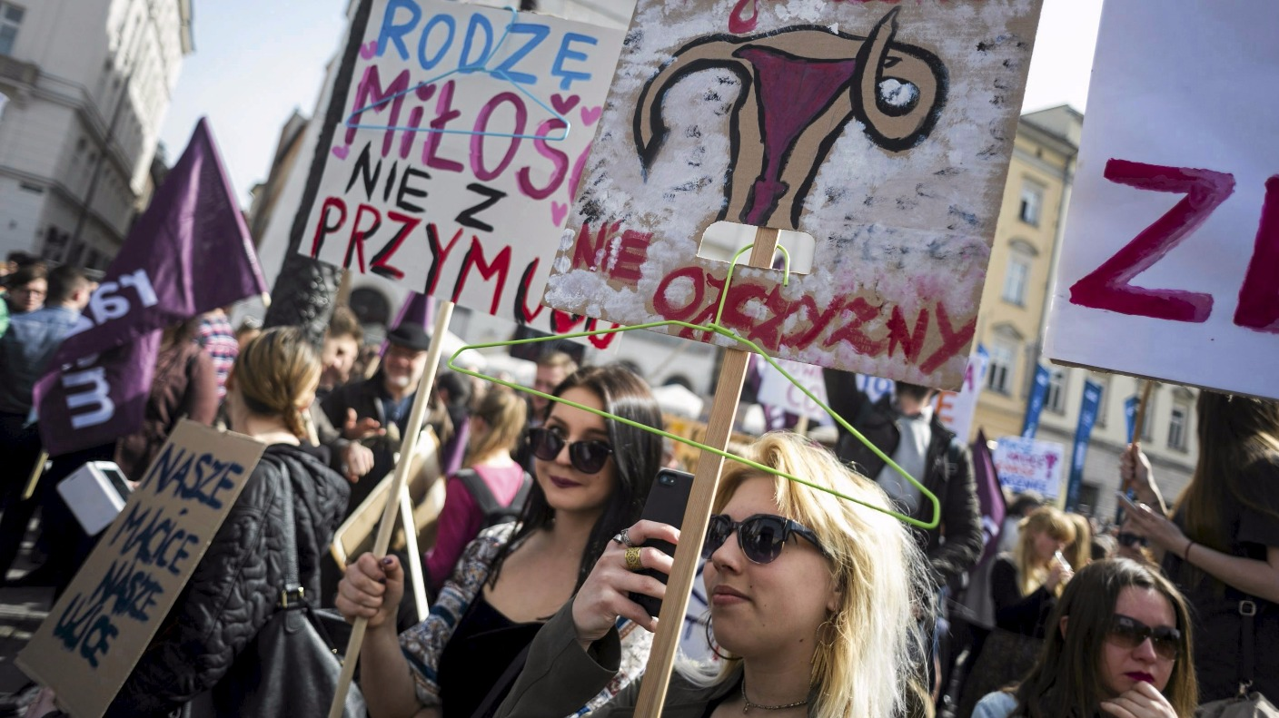 reproduction and abortion rights in poland essay
