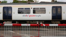 There are train delays on lines between Norwich and Lowestoft and Cromer.