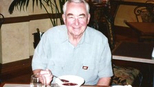 Care home resident Kenneth Ibbetson who died from Legionnaires' disease