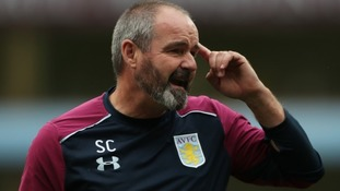 Steve Clarke is in temporary charge of Aston Villa.