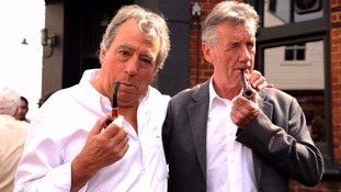 Monty Python troupe will rally around Terry Jones as he battle dementia, says Michael Palin